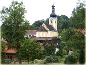 Kirche Bad Blumau